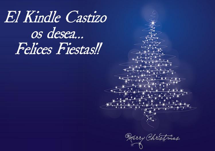 El Kindle Castizo os desea ¡¡Felices Fiestas!!